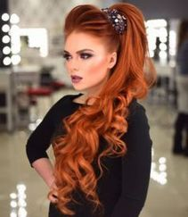 Awesome Hottest Redheads Will Make You Look Beautiful and Stunning 23