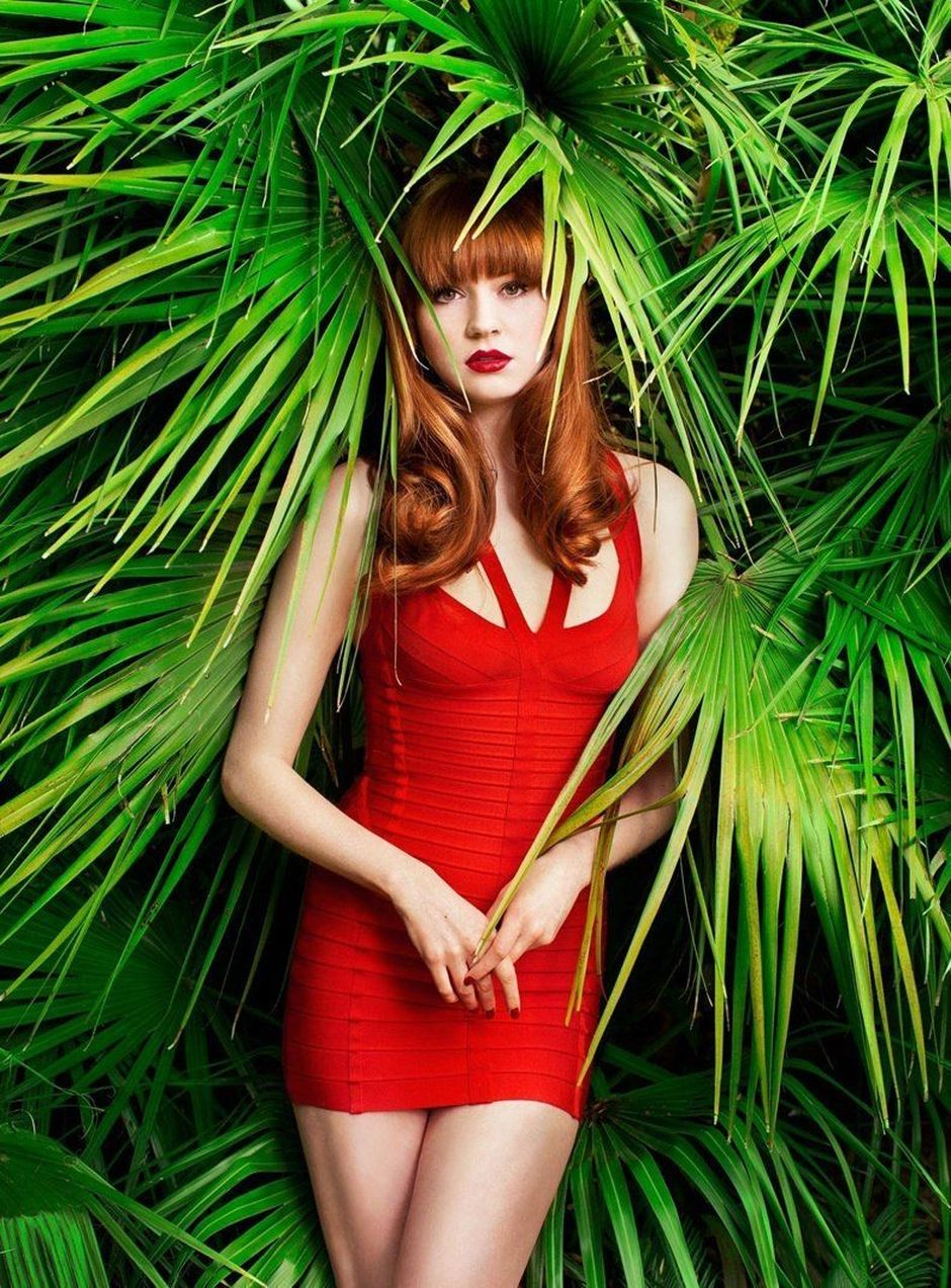 Awesome Hottest Redheads Will Make You Look Beautiful and Stunning 58