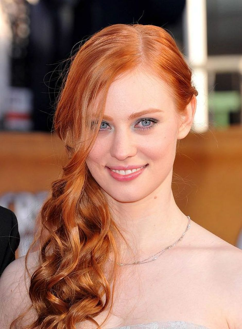 Awesome Hottest Redheads Will Make You Look Beautiful and Stunning 70