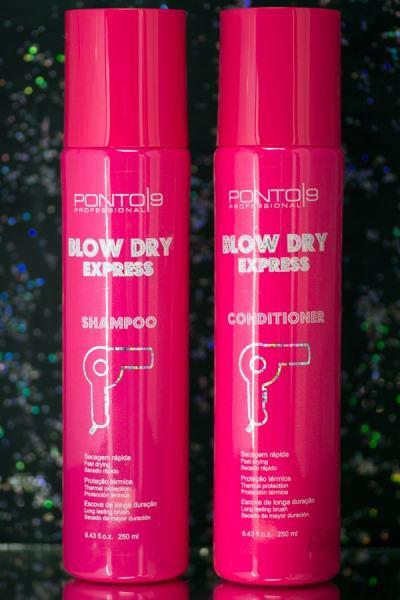 Blow Dry Express - Ponto 9