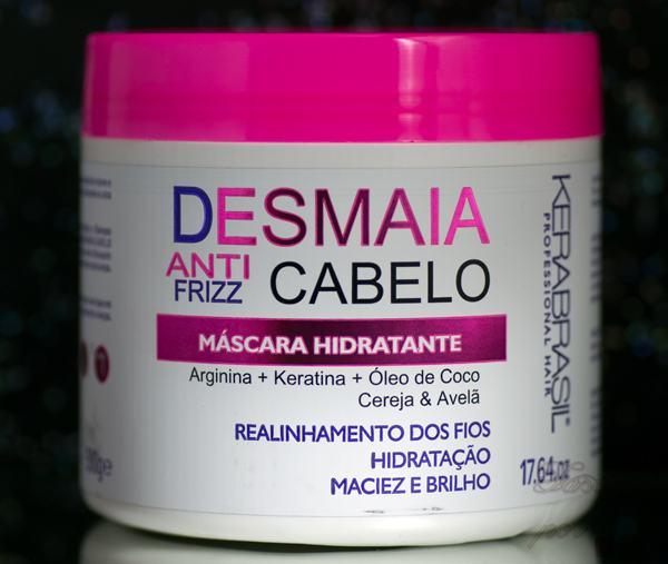 Máscara Desmaia Cabelo - KeraBrasil