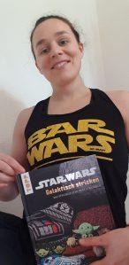 Read more about the article Star Wars – Galaktisch stricken von Tanis Gray