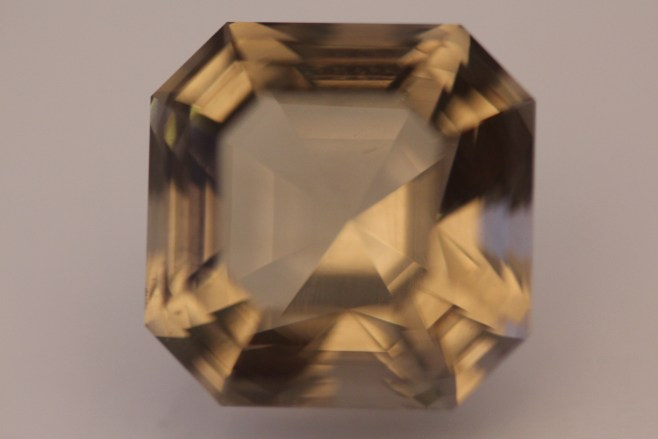 Step cut Square Faceted by Gülay Atıcı Ertan