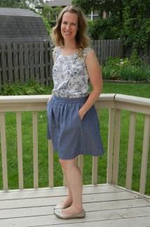 Everyday Skirt 1