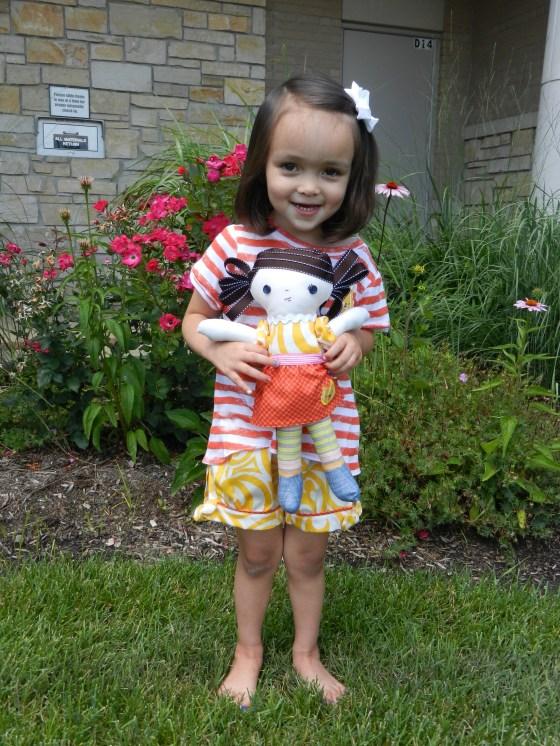 Sophia and Doll 1