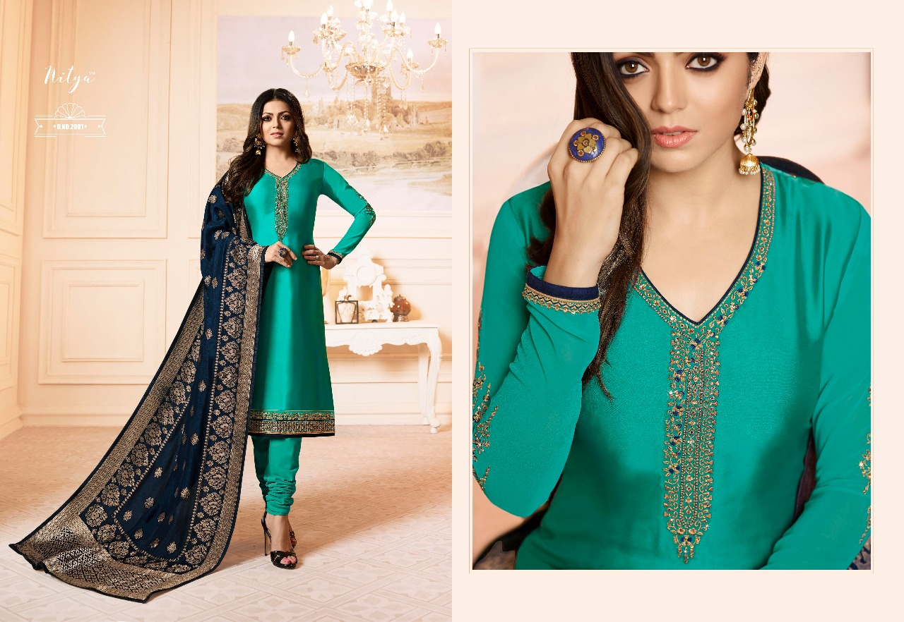 NITYA VOL-120 HIT LIST BY LT FABRIC DESIGNER BEAUTIFUL WEDDING ...
