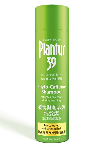 Phantur39 咖啡因防脫髮新方案 減少女性脫髮煩惱 | fashion-premier.com