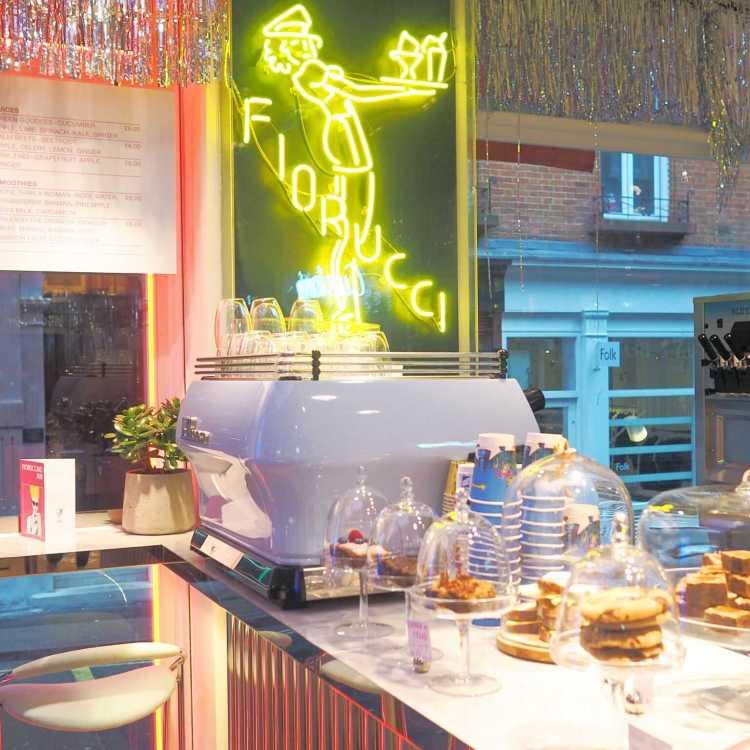 המקומות הכי פוטוגניים (וטעימים) לאכול בהם בלונדון Fashion Tails Luba Shraga