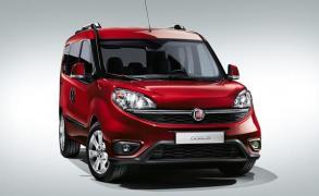 Weltpremiere für den neuen Fiat Doblò