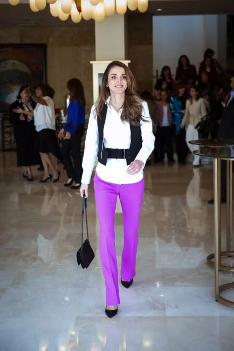 Kate Princess Beatrice And Queen Rania The Best Royal