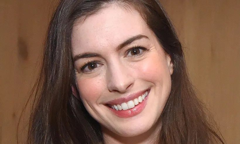 Anne Hathaway Wows In A White Boho Chic Summer Dress