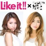 ラブリ、今井華、他《Like it !!×SHIBUYA GIRLS FESTA》に出演