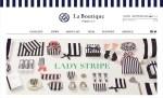 女性のためのライフスタイルショップ「La Boutique Francfranc」のオフィシャルサイト がオープン