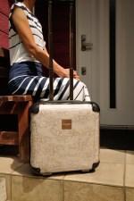 旅をファッションに,アートスーツケース