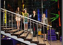 DHL Exportedプログラムは、選出されたデザイナーを、4都市の ファッション・ウィークで2シーズン続けて支援 © Getty Images