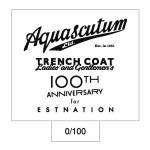 トレンチコート誕生から100周年を記念した特別なコラボレーションが実現「Aquascutum for ESTNATION」