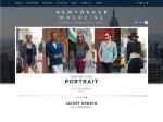 創刊2周年を迎えたニューヨーカーマガジン ニューヨークの今を写し出すファッションスナップ 『 FROM NEW YORK PORTRAIT ニューヨークの人々 』をスタート