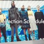 「Amazon Fashion Week TOKYO 2018 S/S」コレクションスケジュール発表
