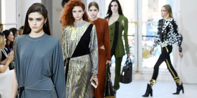 Mame Fashion Dictionary: Louis Vuitton Spring / Summer 2017 Runway
