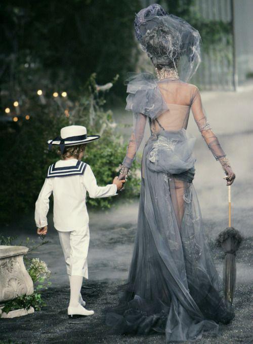 Mame Fashion Dictionary: Dior Christian Dior 100 Years Show