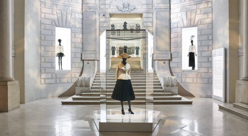 Mame Fashion Dictionary: Dior Designer of Dreams Exhibition in Paris
