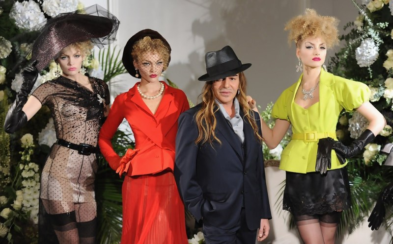 Mame Fashion Dictionary: Dior John Galliano Paris Fashion Week Haute Couture 2009
