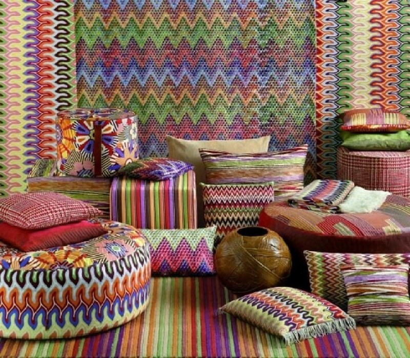 Mame Fashion Dictionary: Missoni Home Project
