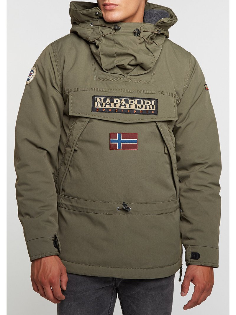 Mame Fashion Dictionary: Napapijri Iconic Skidoo Jacket