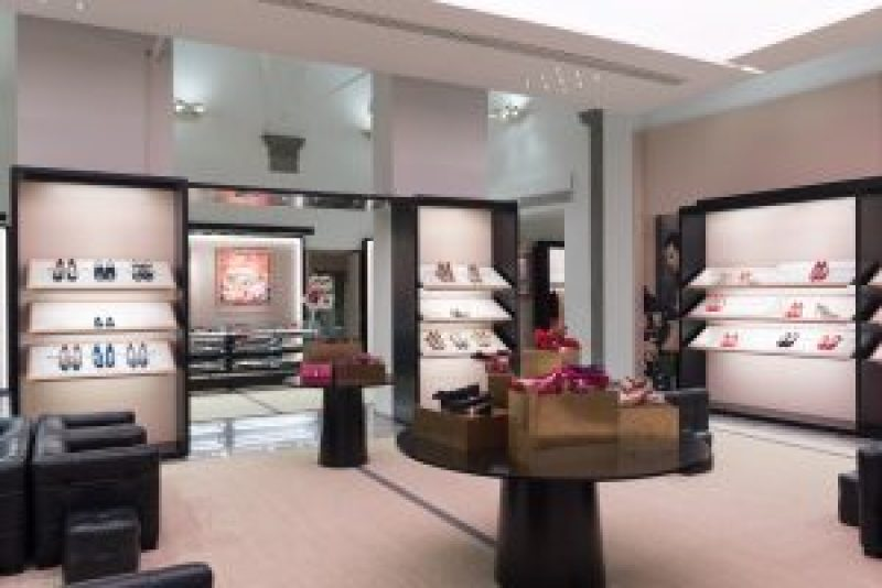 Mame Fashion Dictionary: Salvatore Ferragamo Florence Store