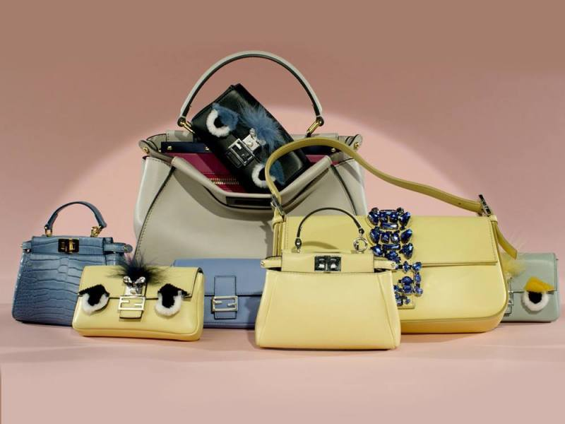 Mame Fashion Dictionary: Fendi Collection of Micro Bags for Spring/Summer 2015