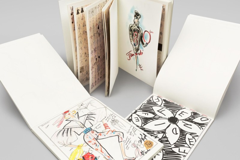 Mame Fashion Dictionary: The Book of Fendi by Karl Lagerfeld