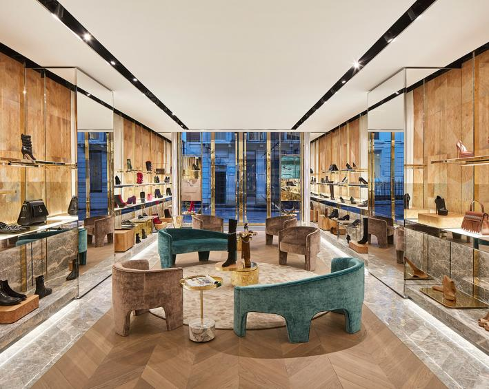 Casadei Flagship Store London