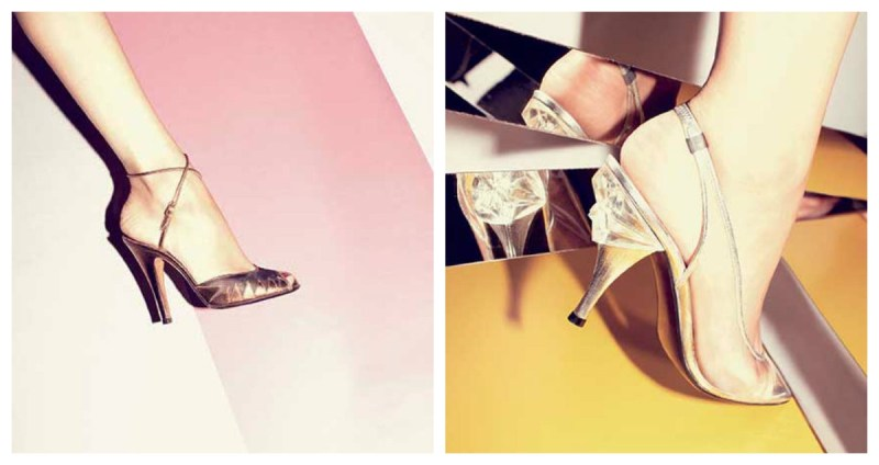 Casadei pumps from the 80s