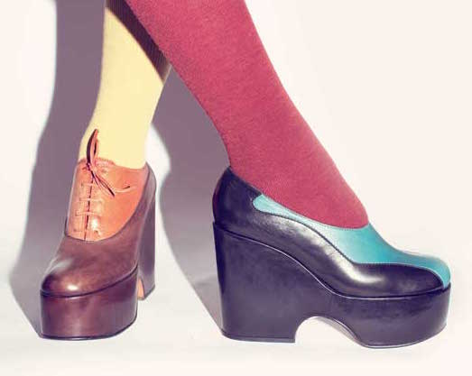 d59a0cf9553ad Mame Fashion Dictionary  Casadei Shoes Fall 1971 Campaign