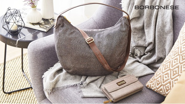 Borbonese Luna Bag
