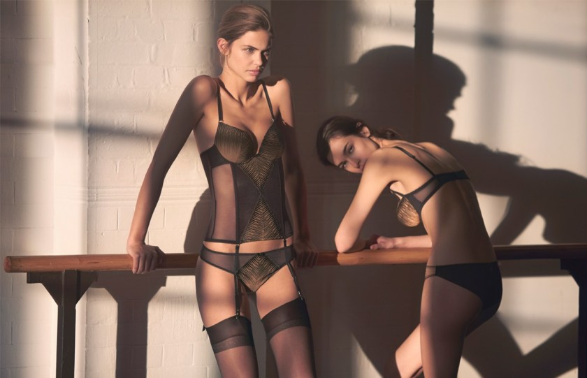 Mame Fashion Dictionary: La Perla Underwear