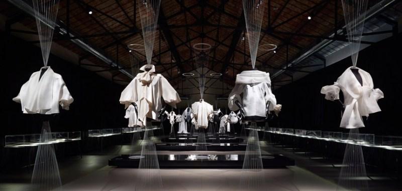 Gianfranco Ferre White Shirt Exhibition 2014