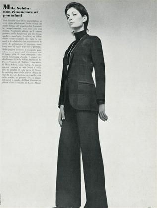 Giorgio Armani 1970 Power Suit