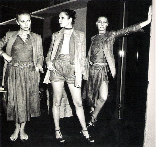 Giorgio Armani Collection 1978