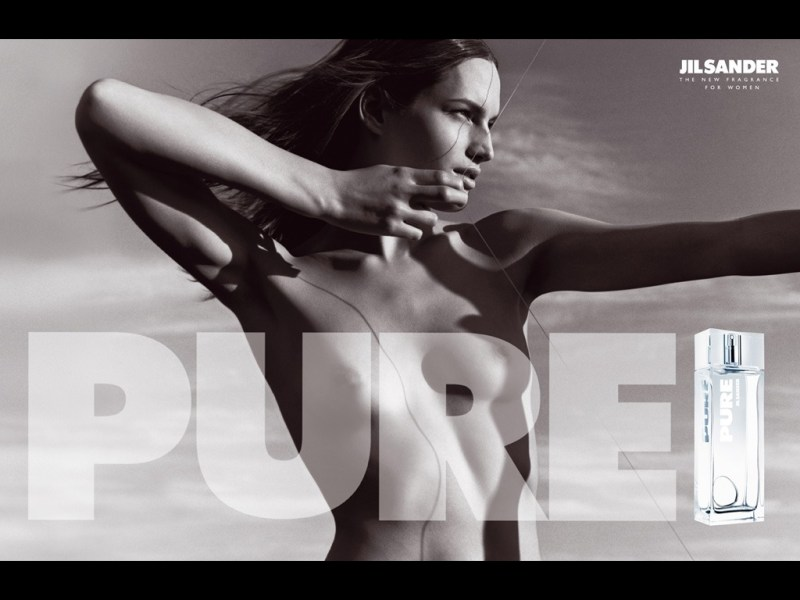 Mame Fashion Dictionary: Jil Sander Women Pure 1980 Campaign