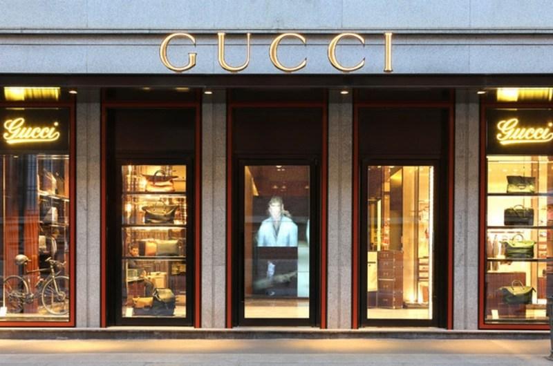 Gucci, Milan, Flagship Store