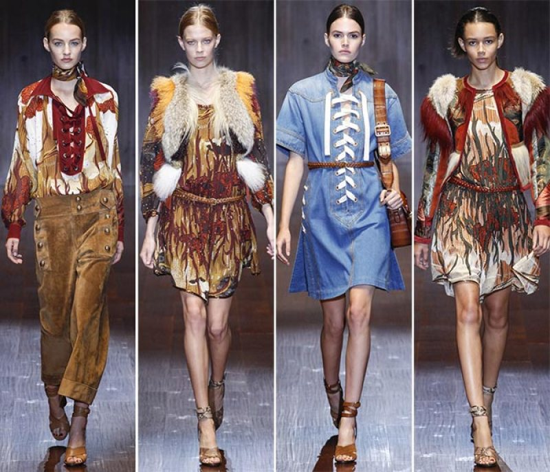 Mame Fashion Dictionary: Gucci Spring/Summer 2015 Frida Giannini Last Collection