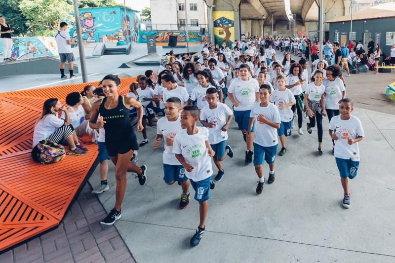 The Nike Youth Physical Activity Community Impact