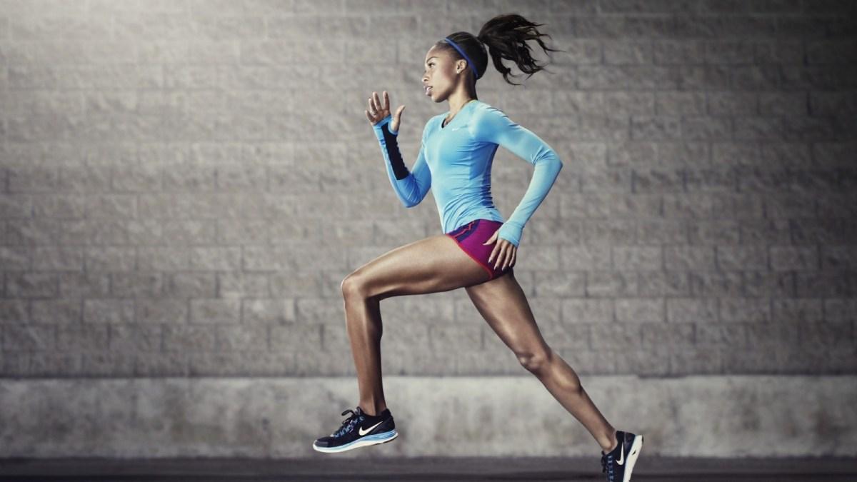 Nike Running Ads
