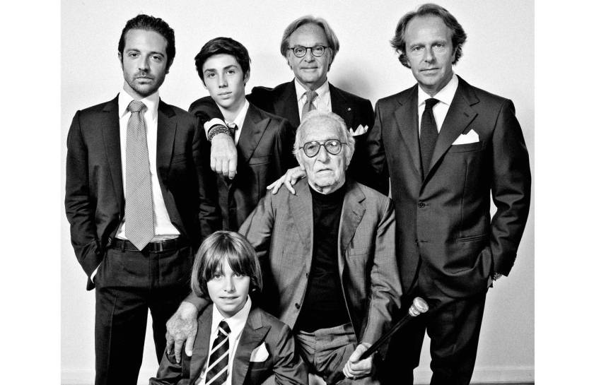 Mame Fashion Dictionary: Tod's Family Portrait