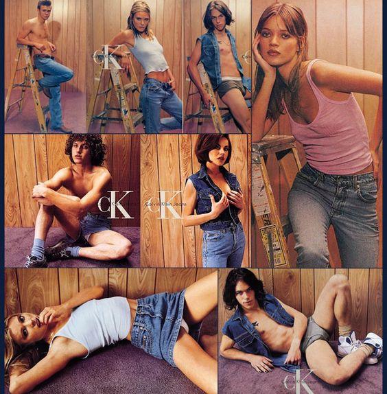 Calvin Klein Controversial Campaign