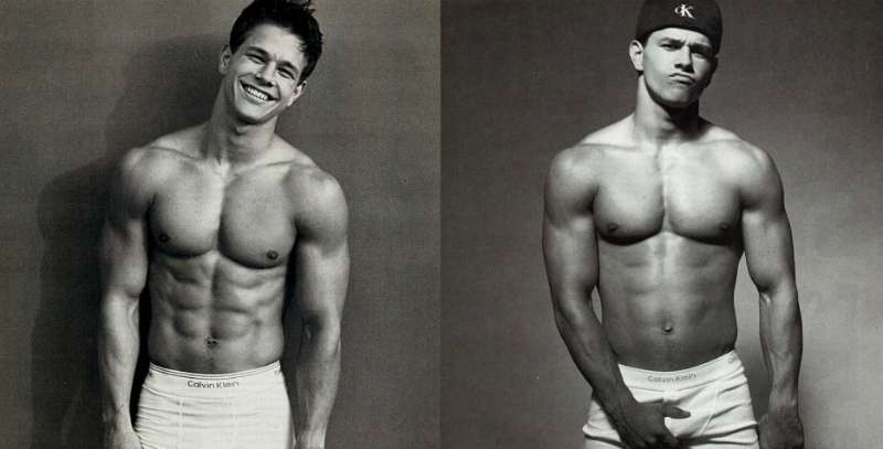 Calvin Klein Famous Campaign with Mark Wahlberg