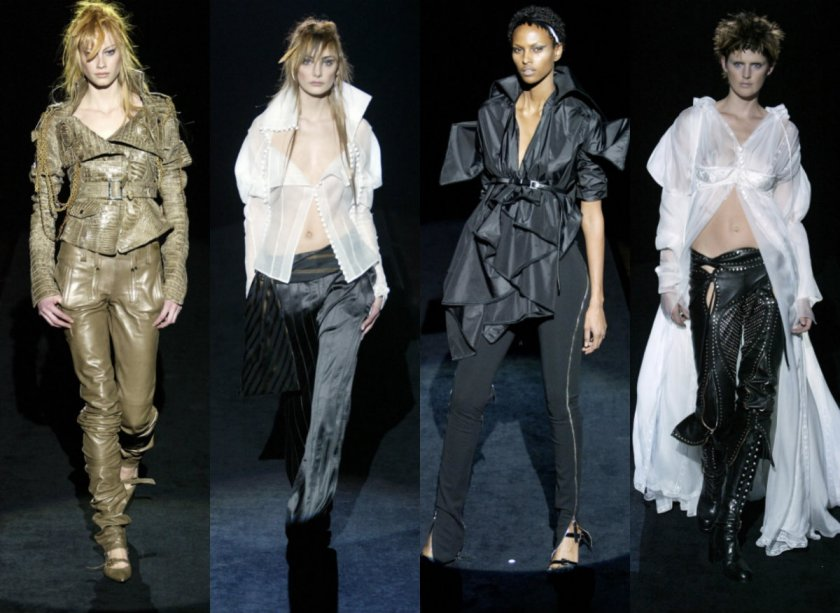 Gianfranco Ferre 2004 Fall/Winter Collection