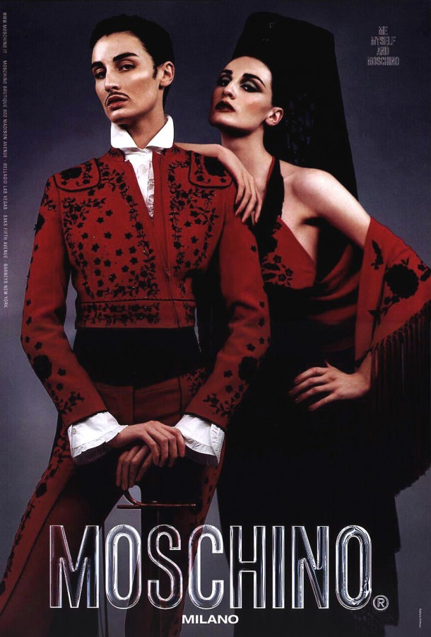 Moschino 2001 SS CampaignMame Fashion Dictionary: Moschino 2001 SS Campaign