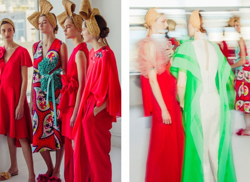 Delpozo Spring 2018 The Spanish Origins